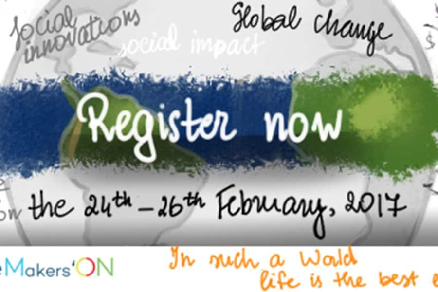 The very first international hackathon for social innovators