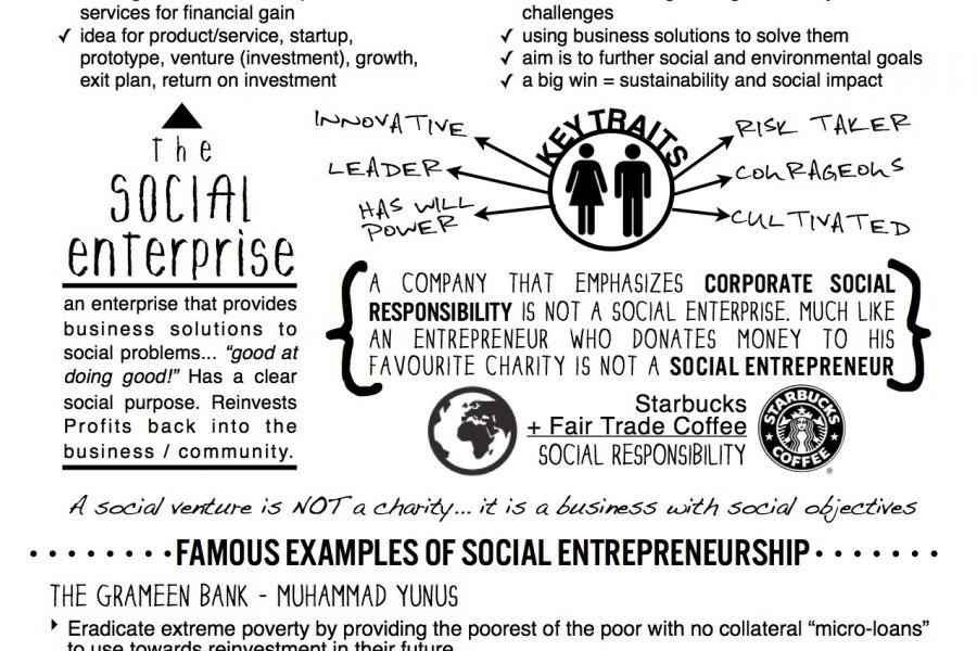 What Is Social Entrepreneurship & who wins? Is it for me?